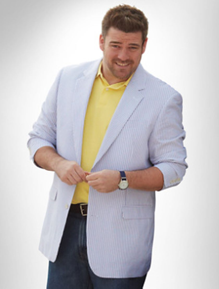 Plus size big and tall mens fashion outfit style ideas 10
