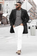 Plus size big and tall mens fashion outfit style ideas 14