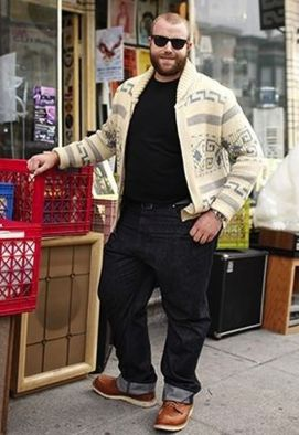 Plus size big and tall mens fashion outfit style ideas 18