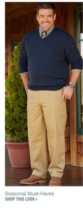 Plus size big and tall mens fashion outfit style ideas 24