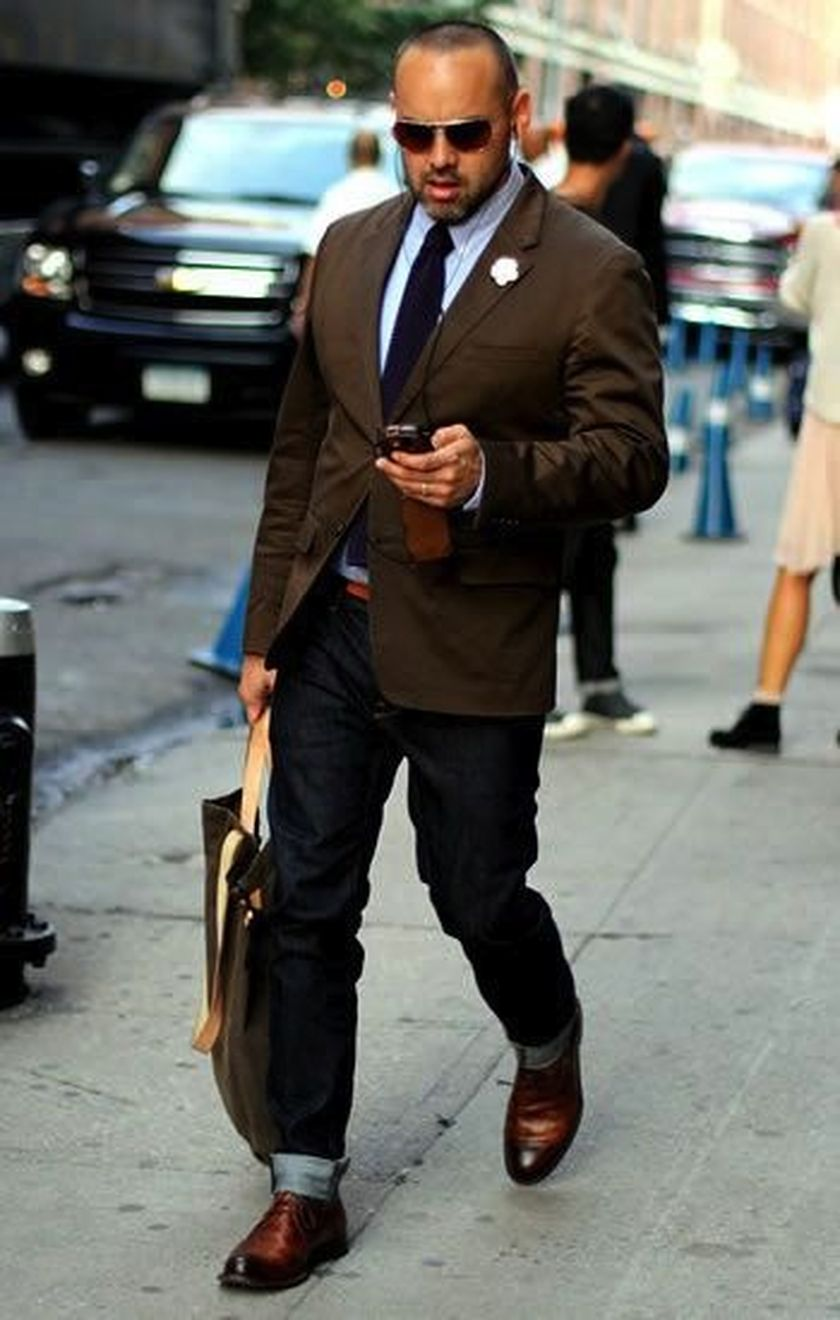 Plus size big and tall mens fashion outfit style ideas 28