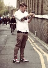 Plus size big and tall mens fashion outfit style ideas 3