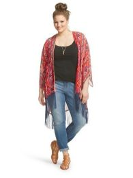 Plus size boho outfit style 18