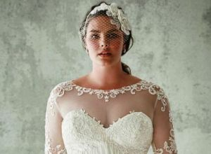 Plus size wedding dresses with sleeves 33