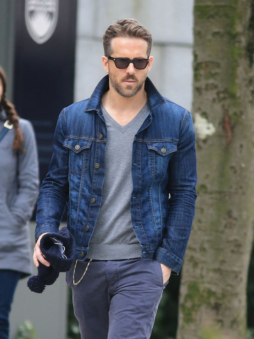 Ryan reynolds casual outfit style 52