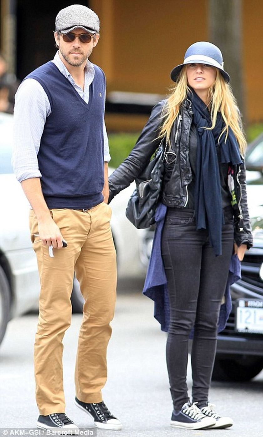 Ryan reynolds casual outfit style 58