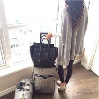 Summer airplane outfits travel style 14
