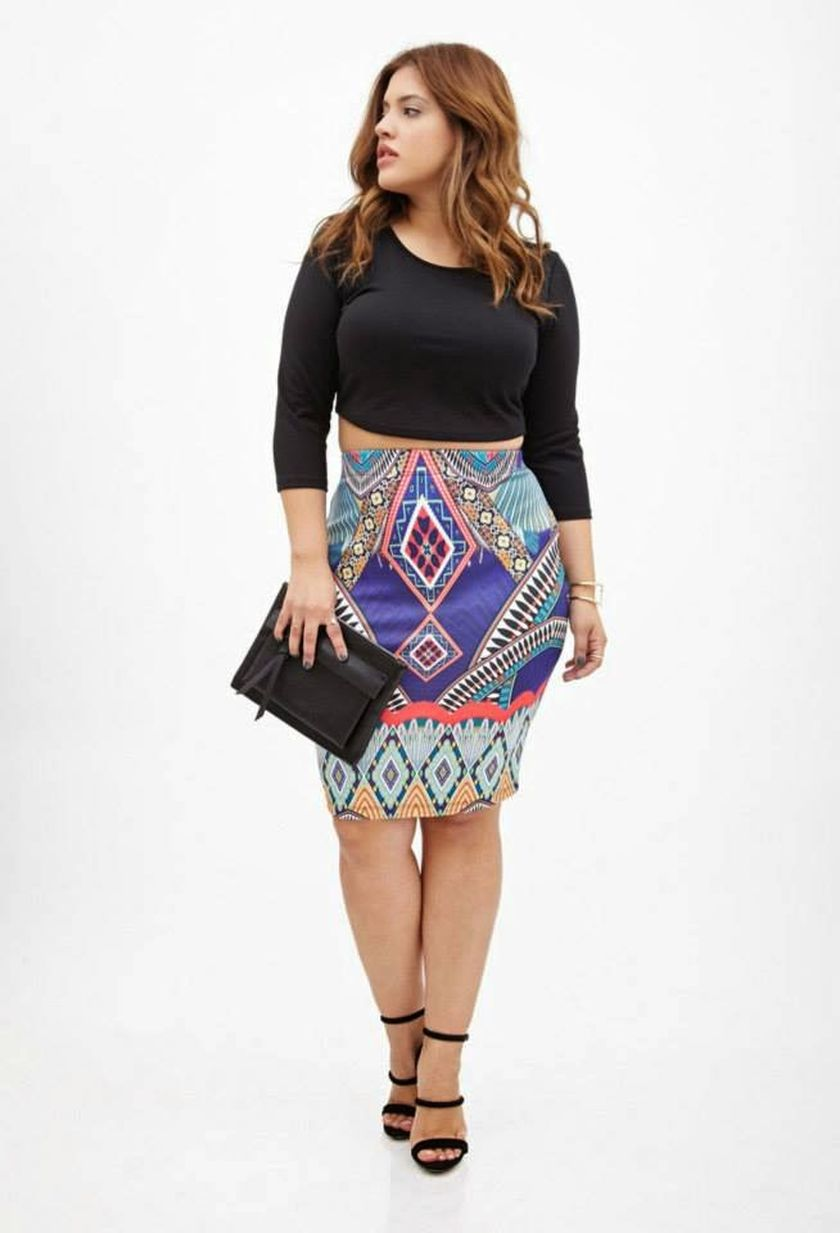 Summer casual work outfits ideas for plus size 10