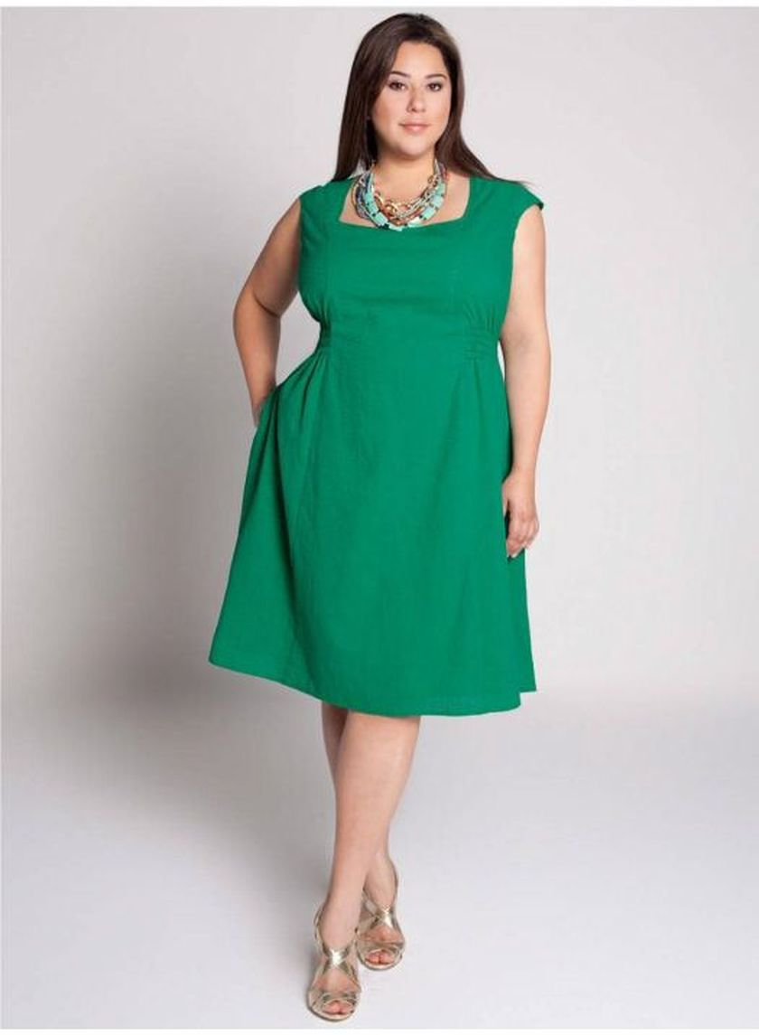 Summer casual work outfits ideas for plus size 2