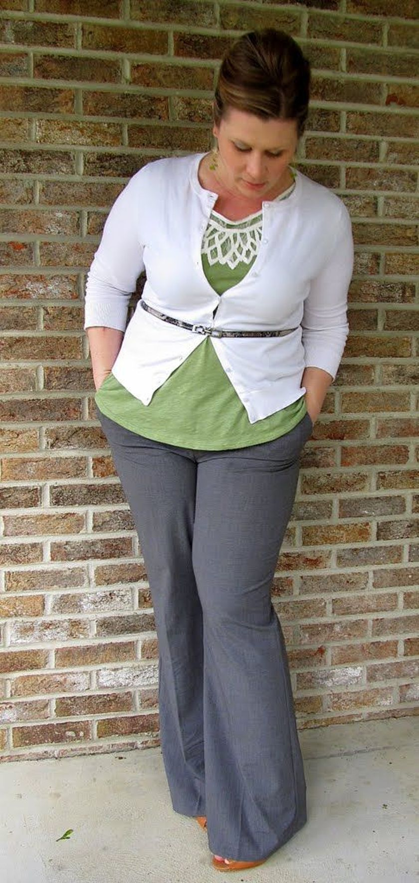 Summer casual work outfits ideas for plus size 33