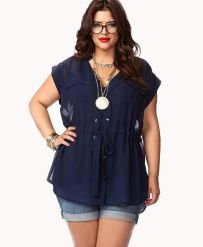 Summer casual work outfits ideas for plus size 35