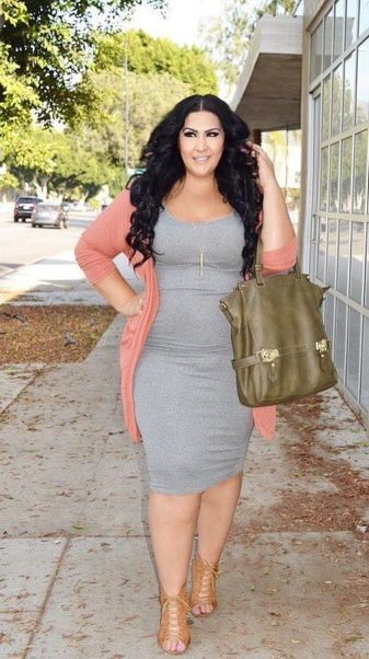 Summer casual work outfits ideas for plus size 47