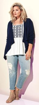Summer casual work outfits ideas for plus size 55