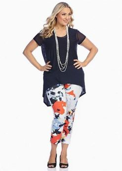 Summer casual work outfits ideas for plus size 67