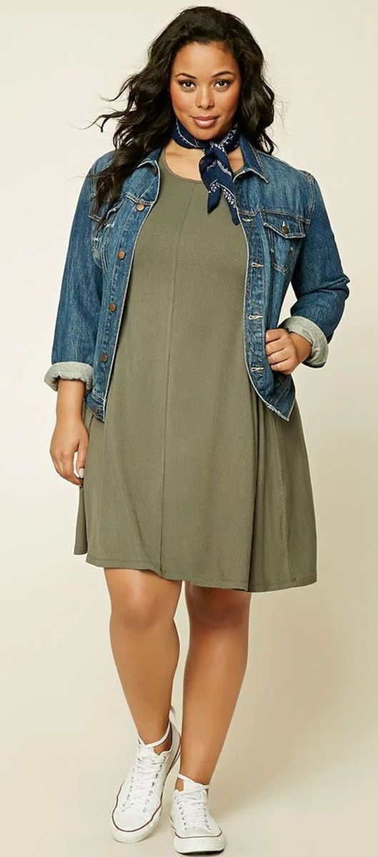 Summer casual work outfits ideas for plus size 69 ...