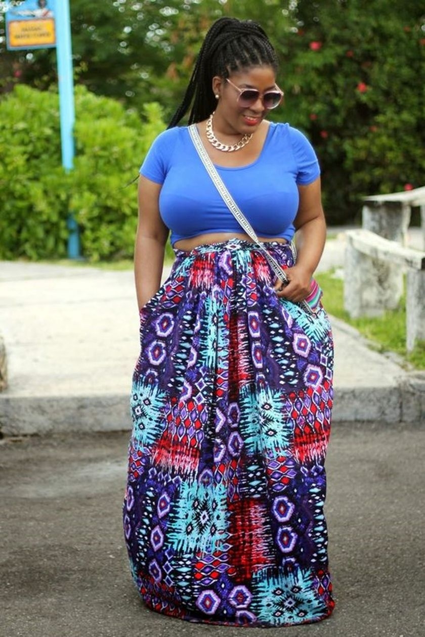Summer casual work outfits ideas for plus size 87