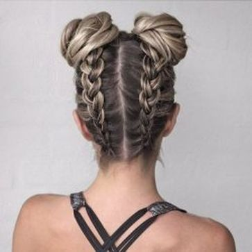 Summer hairstyles for medium hair 2