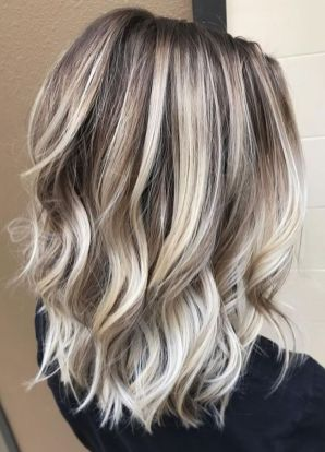 Summer hairstyles for medium hair 30
