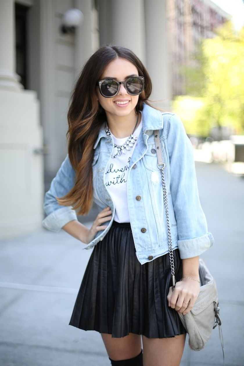 Teens date night outfits ideas need to try 46