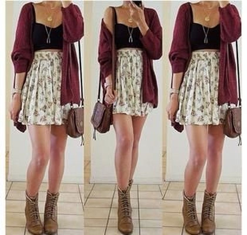Teens date night outfits ideas need to try 82