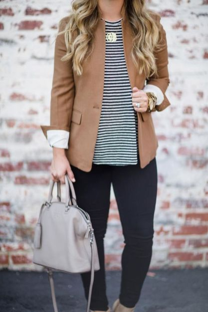 2017 fall fashions trend inspirations for work 2