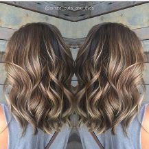 Awesome lobs styling haircut 25