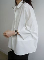 Awesome oversized white shirt outfit style ideas 30
