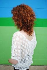 Beautiful curly layered haircut style ideas 23