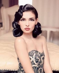 Breathtaking vintage rockabilly hairstyle ideas 18