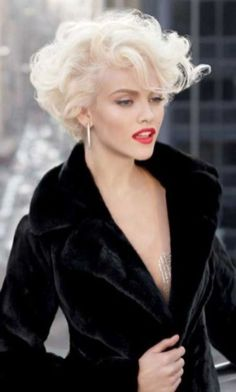 Breathtaking vintage rockabilly hairstyle ideas 43