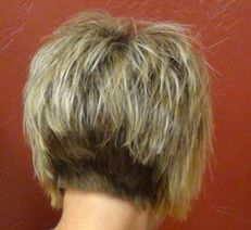 Cool back view undercut pixie haircut hairstyle ideas 35