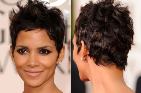Cool back view undercut pixie haircut hairstyle ideas 55