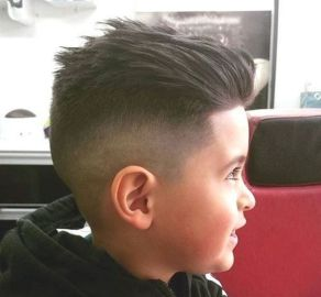Cool kids & boys mohawk haircut hairstyle ideas 11