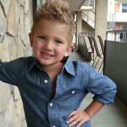 Cool kids & boys mohawk haircut hairstyle ideas 21