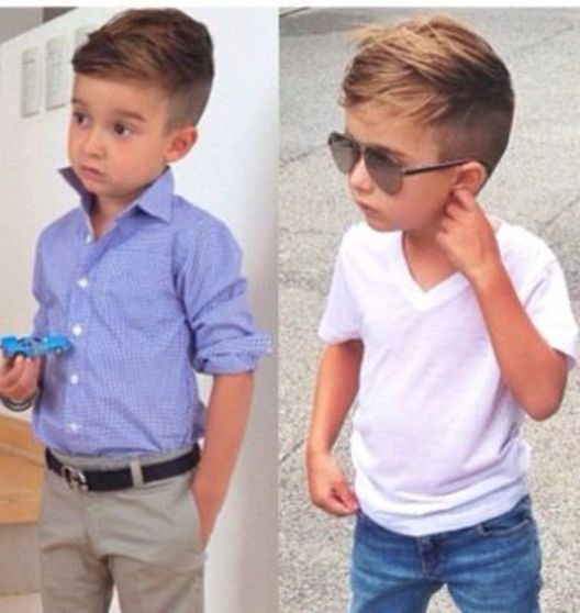 Cool kids & boys mohawk haircut hairstyle ideas 23