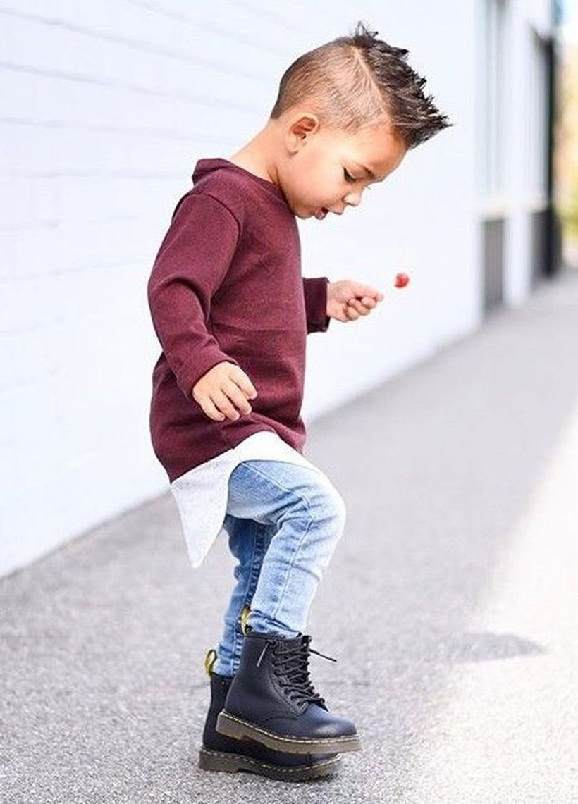 Cool Kids Boys Mohawk Haircut Hairstyle Ideas 30 Fashion Best