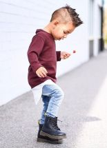 Cool kids & boys mohawk haircut hairstyle ideas 30
