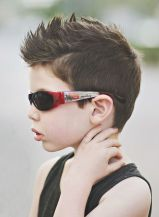 Cool kids & boys mohawk haircut hairstyle ideas 6