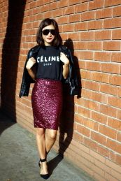 Cool tshirt and skirt for everyday outfits 30