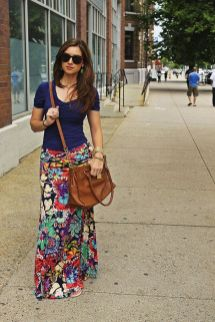 Cool tshirt and skirt for everyday outfits 35