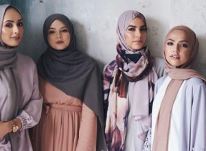 Elegant muslim outfit ideas for eid mubarak featured