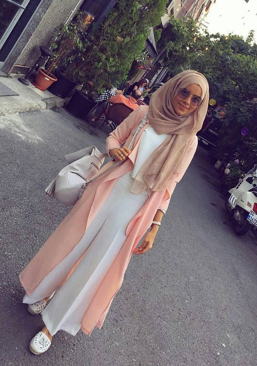 Elegant muslim outift ideas for eid mubarak 1