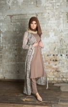 Elegant muslim outift ideas for eid mubarak 29