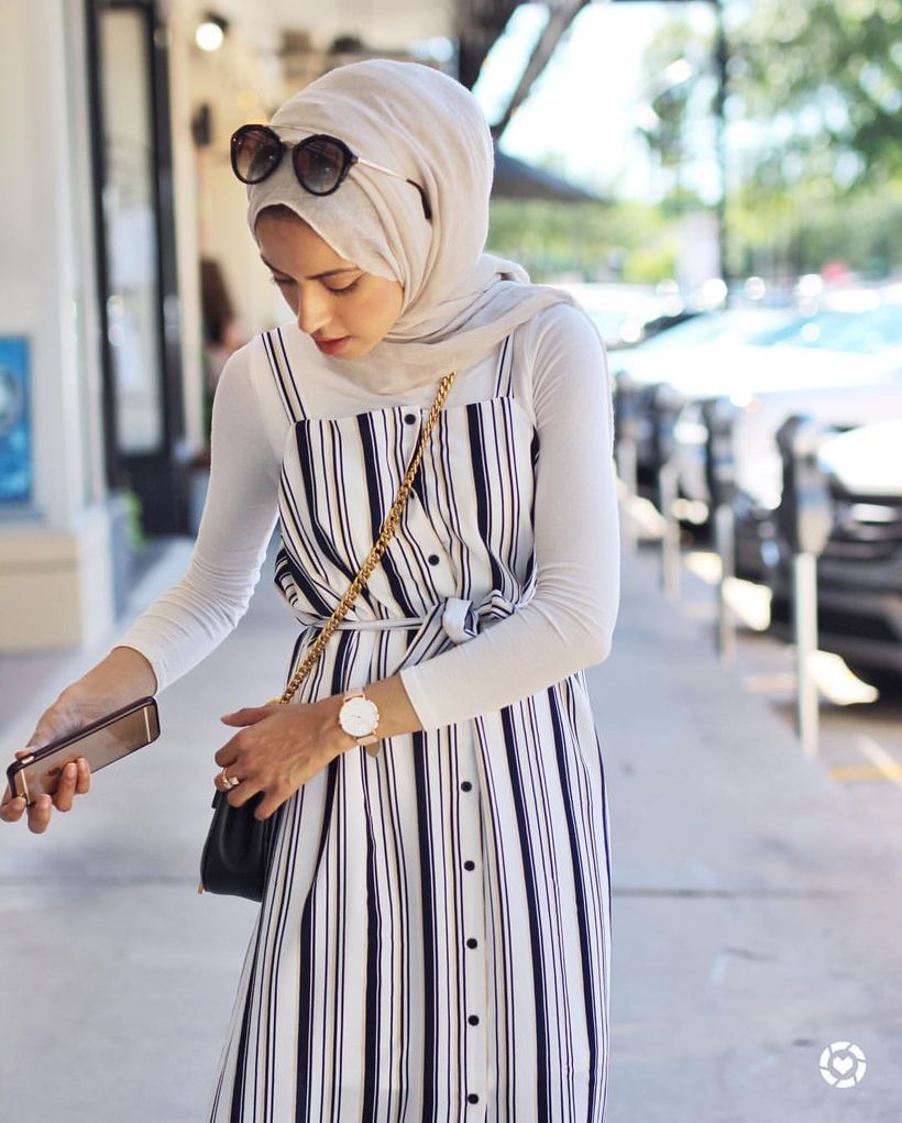 Elegant muslim outift ideas for eid mubarak 55