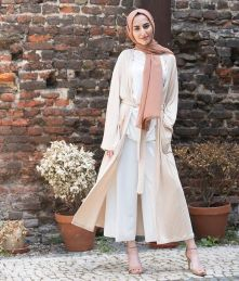 Elegant muslim outift ideas for eid mubarak 65