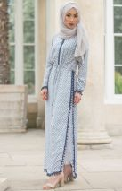 Elegant muslim outift ideas for eid mubarak 83