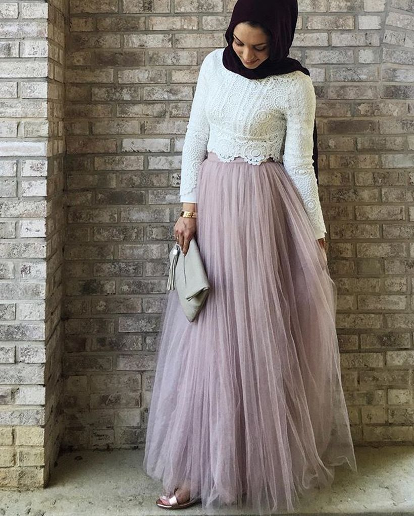 Elegant muslim outift ideas for eid mubarak 89