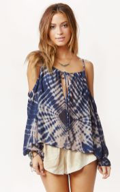 Fabulous boho open shoulder outfits ideas 54