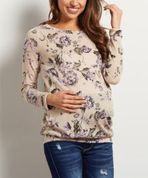 Fashionable maternity fashions outfits ideas 75