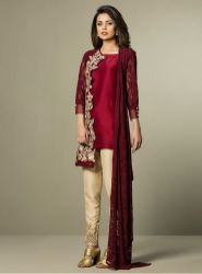 Fashionable muslim pakistani outfits 2